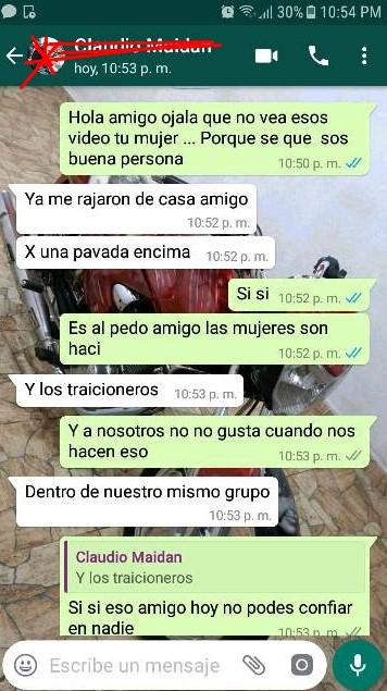 Me Rajaron De Casa Amigo Y Más Frases Del Chat De Amigos
